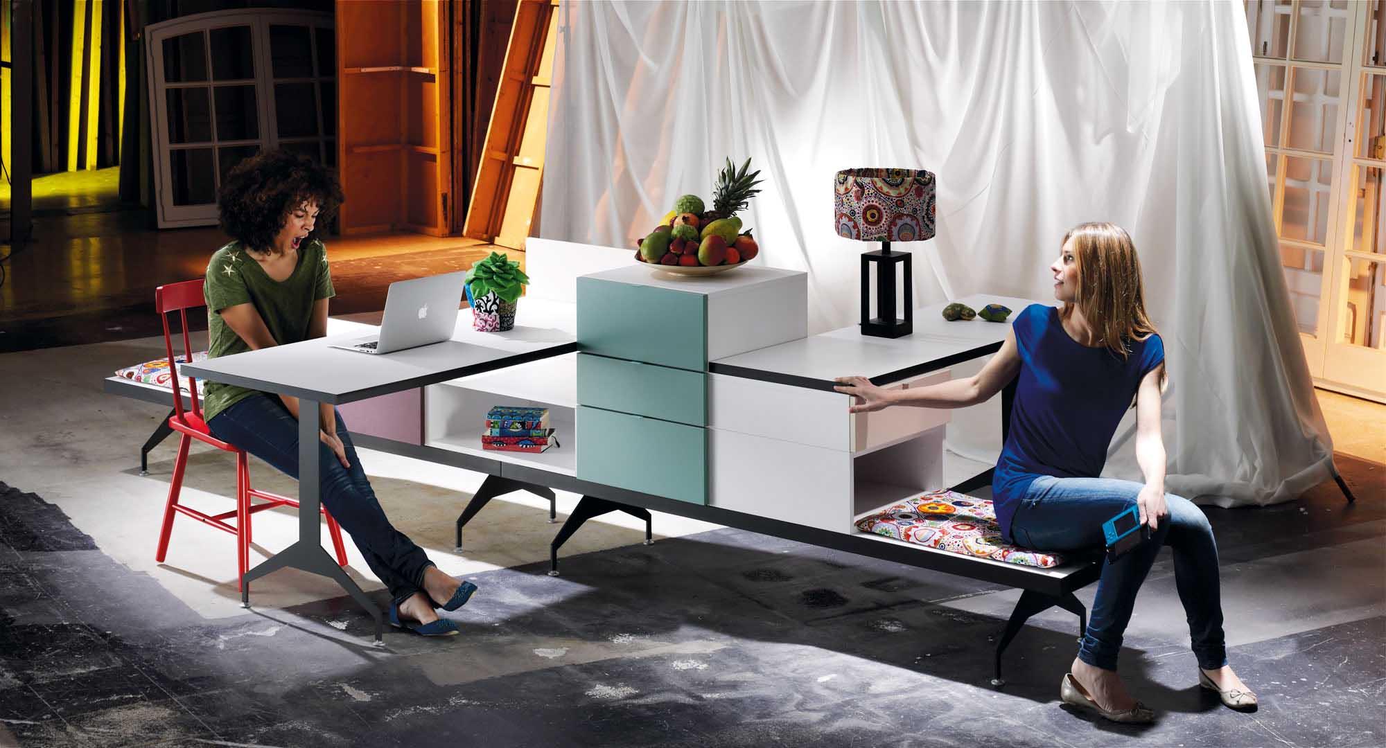 Tatat muebles a medida y m s expertos en mueble juvenil zona estudio y despachos - Mobiliario juvenil barcelona ...
