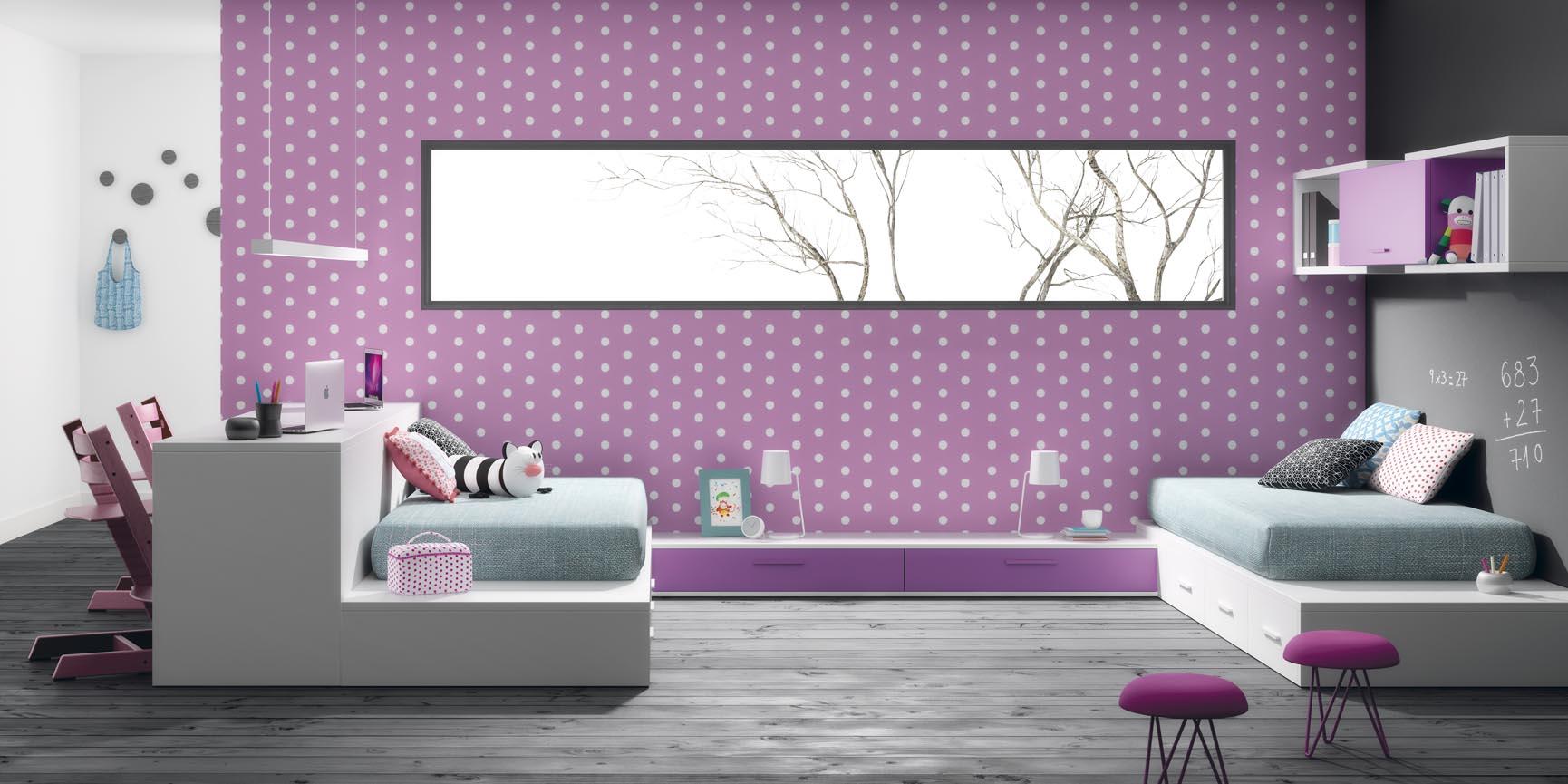 Tatat muebles a medida y m s expertos en mueble juvenil - Dormitorios infantiles barcelona ...