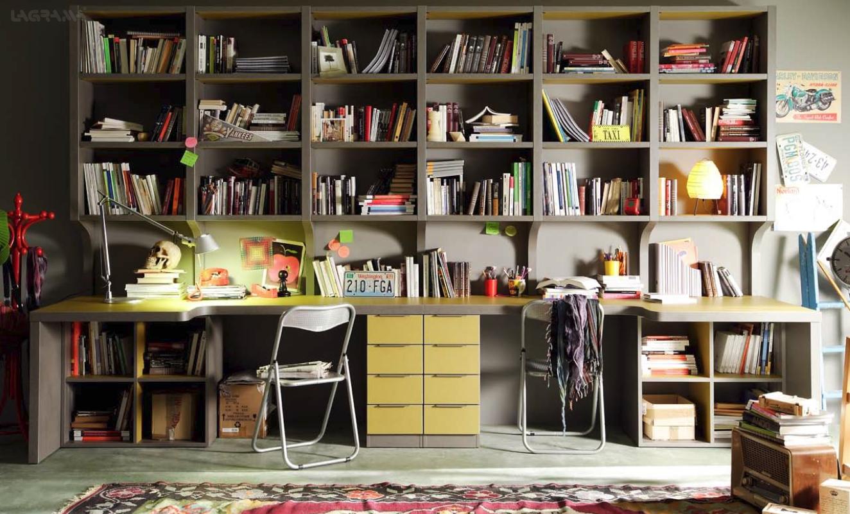 Tatat muebles a medida y m s expertos en mueble juvenil zona estudio y despachos - Studio barcelona muebles ...