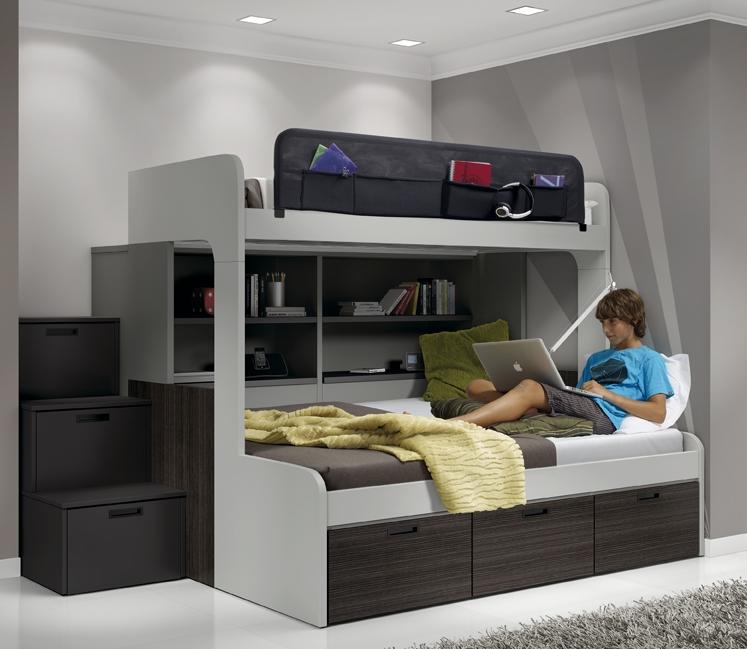 Tatat mobles a mida i m s experts en moble juvenil - Literas para ninos espacios pequenos ...