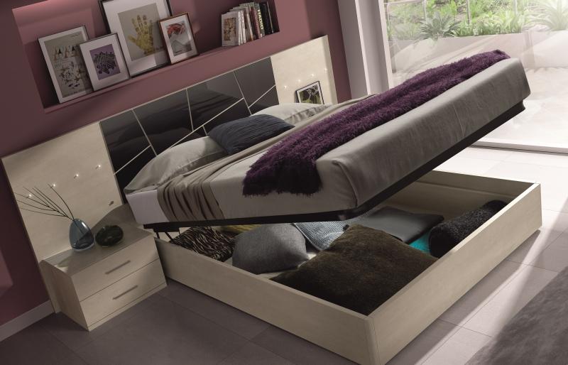 Tatat muebles a medida y m s expertos en mueble juvenil for Dormitorio matrimonio cama canape