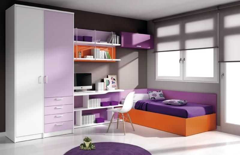 Dormitorio infantil original dormitorio infantil original for Cama nido hipermueble
