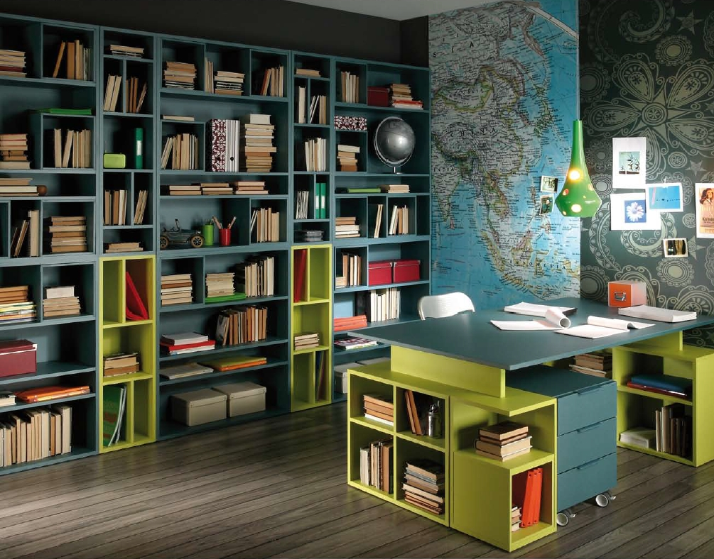 Tatat muebles a medida y m s expertos en mueble juvenil - Muebles de estudio ...