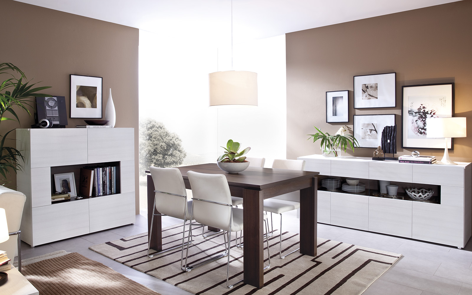 Tatat muebles a medida y m s expertos en mueble juvenil - Comedores decorados modernos ...