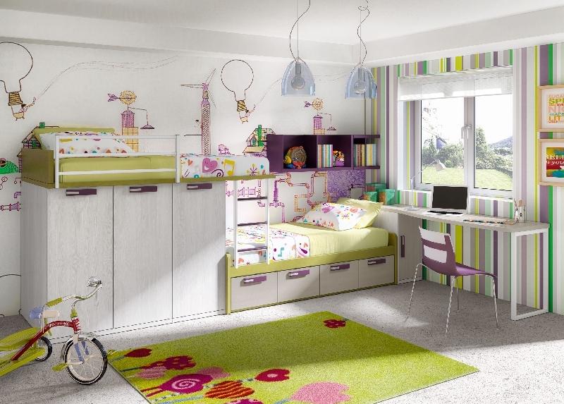 Dormitorios juveniles en barcelona foto habitacin juvenil - Dormitorios juveniles en barcelona ...