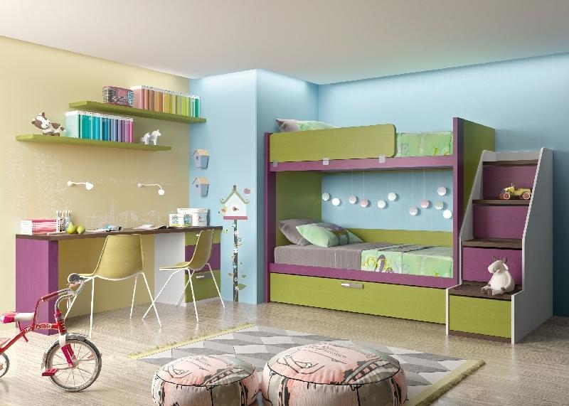 Tatat muebles a medida y m s expertos en mueble juvenil - Literas con escaleras de cajones ...