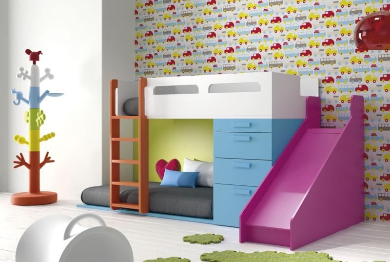 Tatat muebles a medida y m s expertos en mueble juvenil for Muebles de dormitorio infantil