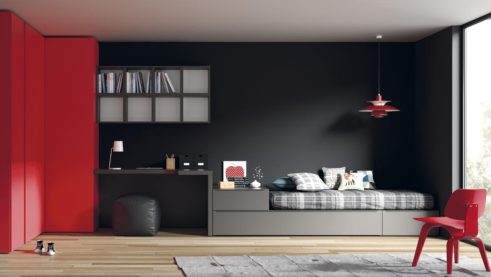 Tatat muebles a medida y m s expertos en mueble juvenil - Decoracion armarios dormitorios ...