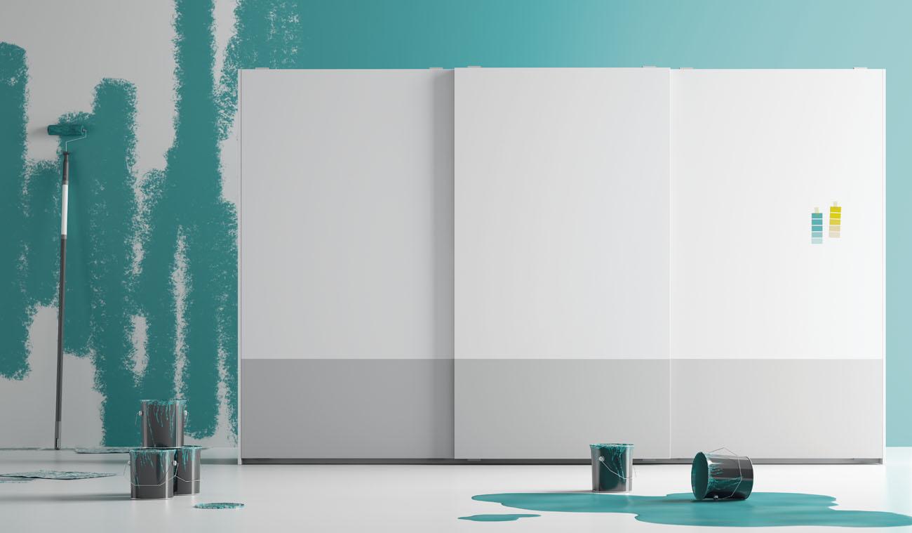Tatat muebles a medida y m s expertos en mueble juvenil for Cortinas para puertas de armarios