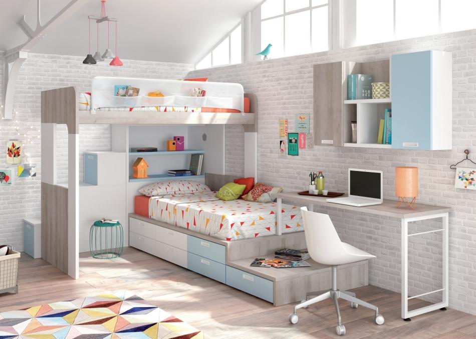 Tatat muebles a medida y m s expertos en mueble juvenil for Muebles juveniles a medida barcelona