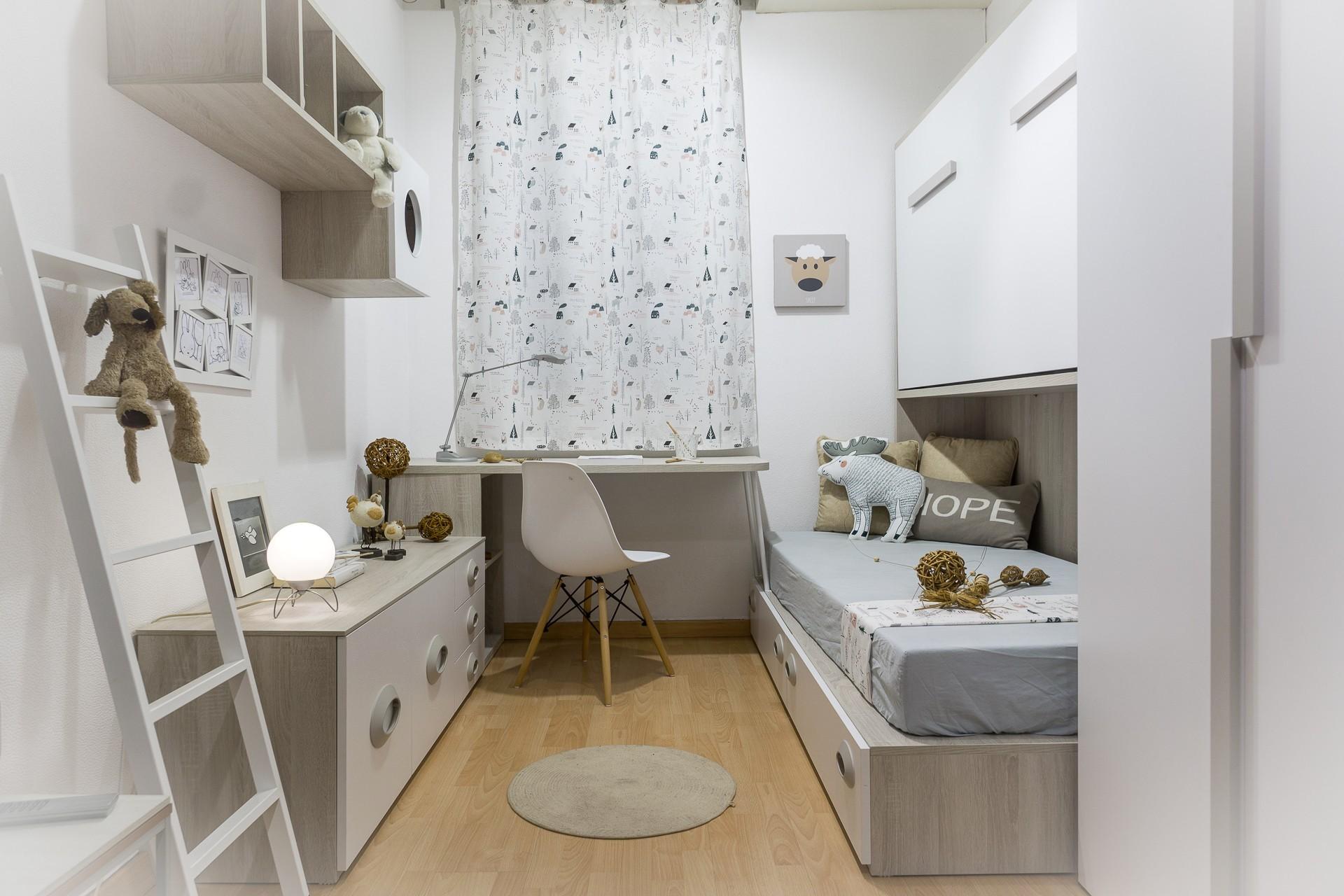 Tatat muebles a medida y m s expertos en mueble juvenil for Habitaciones juveniles nordicas