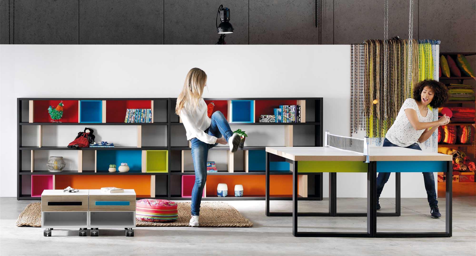 Tatat mobles a mida i m s experts en moble juvenil zona for Decoracion despachos juveniles