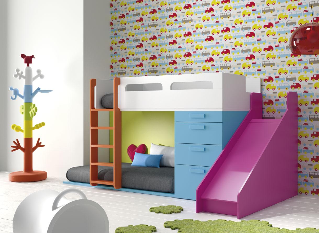 Dormitorios infantiles for Dormitorios infantiles y juveniles